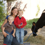 Why Mothers Make Good Dairy Famers