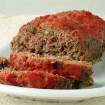 Cold Weather Calls for Comfort Food, Meat Loaf Recipe