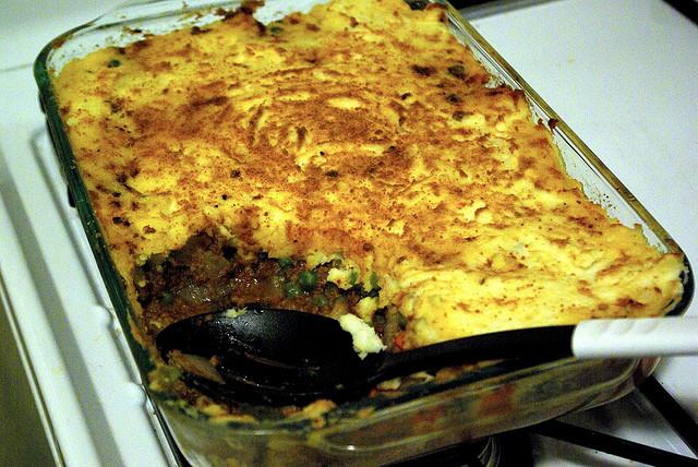 Shepards pie via Zweberfarms.com