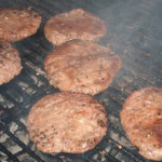 Hunk of Meat Monday: Hamburgers, Brats and Amazing Hot Dogs!!