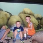 MN Zoo Penguins-Family Friday Linky
