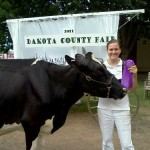 Hard Work Pays Off in 4-H
