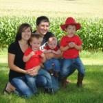 A Farmer's Wife-Family Friday