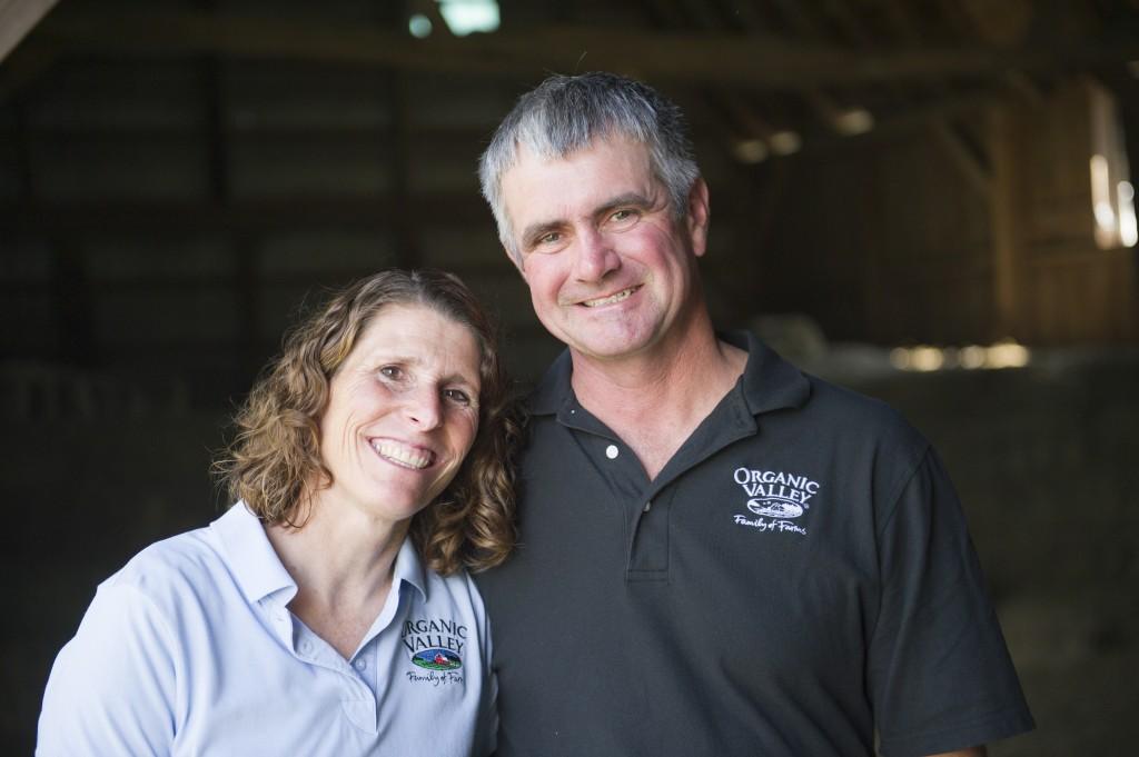 Jon and Lisa Zweber zweberfarms.com