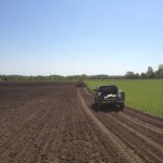 Spring time equals busy time on Zweber Farms