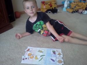 preschool, healthy eating, eating a rainbow, free, teacher, lesson