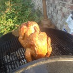 Beer Can Chicken-Summer Style