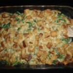 Chicken and Green Bean Hotdish