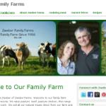 Zweber Farms Website-New Look