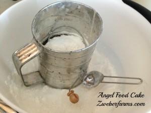 easy, simple, organic, recipe, family farm, minnesota, mn, eggs for sale, angel food cake recipe