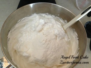 simple, recipe, easy, organic, mn, minnesota, eggs for sale, food blog, angel food cake recipe