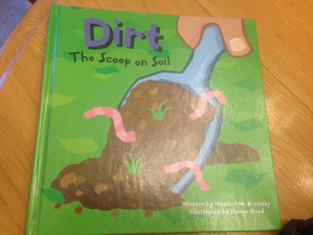 Food Grows in Soil worksheet