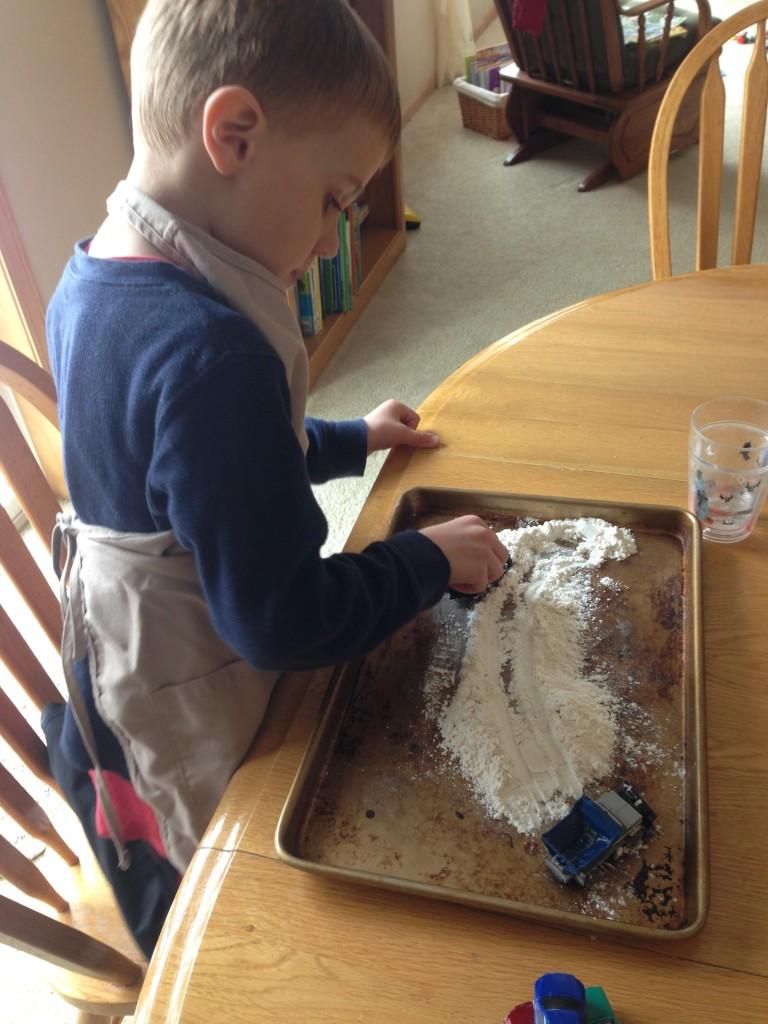 whole grain activities for kids