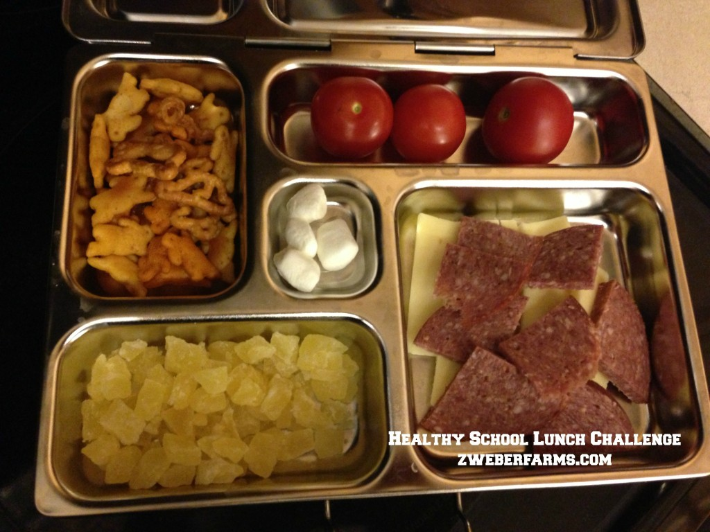 healthy school lunch 9-5-13 via zweberfarms.com