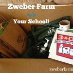 Have Zweber Farms Visit your School