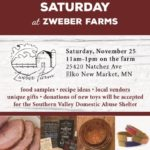 Small Business Saturday on the Farm